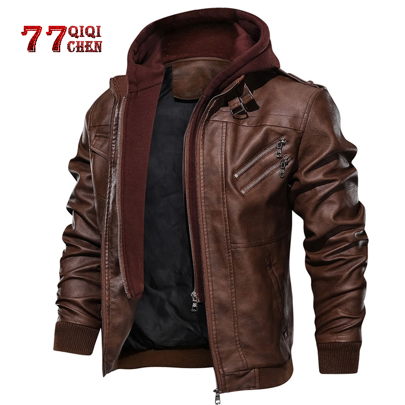 070b6a224 Worldwide delivery leather jacket motorcycle men in NaBaRa Online