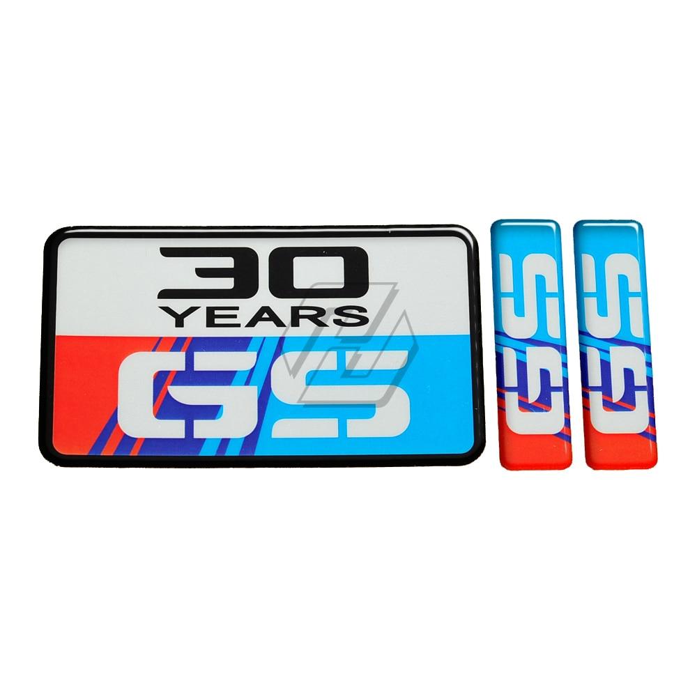 3d Gs 30 Jahre 30th Aufkleber Jahrestag Tank Pad Aufkleber Für F850 F600 F650 F700 F750 F800 Gs R1200gs G310gs Fall Für Bmw Tank