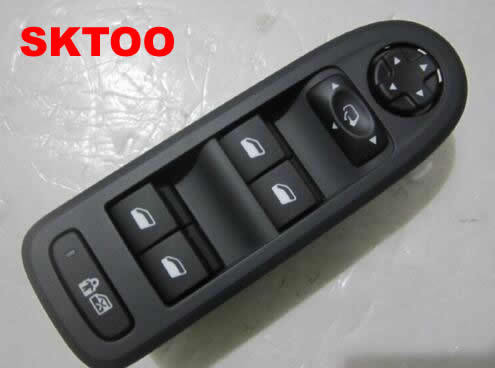 For Citroen C5 electric glass lift switch / window lifter switch / black