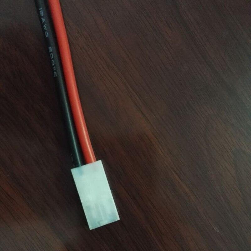 Berühmt 18 Gauge Kabelstecker Zeitgenössisch - Elektrische ...