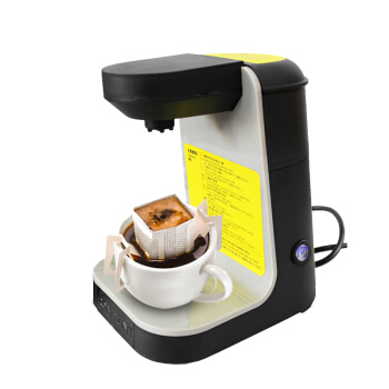 Automatic Fast Earring Coffee Brewing Machine Household Coffee Maker Filter Hanging Coffee Brewing Machine Small Filter coffee machine cleaning brush plastic handle nylon bristles filter net cleaner coffee maker brushes household appliance part