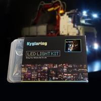 Kyglaring LED light up kit (only light included) for lego 42043 technic series 3245 truck