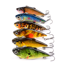 New Product Painted Road Asia VIB Full Water 6.4CM - Will 8.6g Realistic Bait Freshwater Sea Fishing
