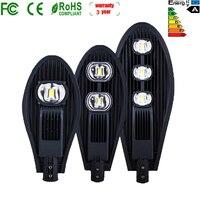 LED Outdoor Street Lights 20W 30W 50W 100W 150W 200W Waterproof High Brightness Power Saving Road