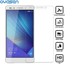 Explosion-proof Screen Protector For Huawei Honor 7 9H Tempered Glass Protective Film Crystal