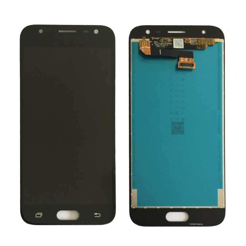 100% ORIGINAL Super AMOLED LCDS Für Samsung Galaxy J3 2017 J330 LCD Display Touchscreen Digitizer Montage kostenloser versand