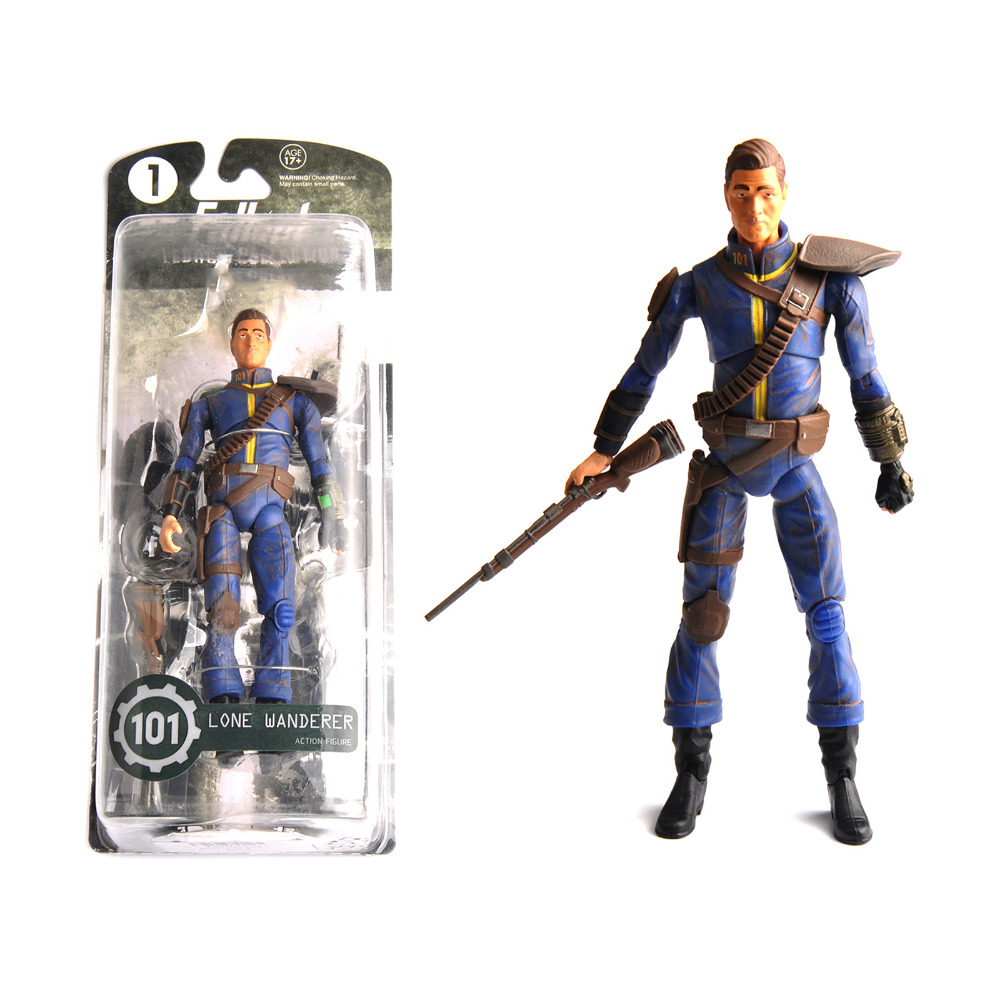Fallout 4 PVC Action Figure 8″ Power Armor