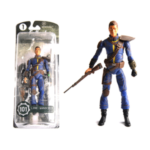"Image 3 - Two Colors Fallout 4 PVC Action Figure 8"" Power Armor Out of Clothing Toys Gifts Collections Displays Brinquedos for Fans Kid"