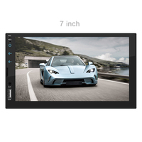 Auto Radio Bluetooth 2din Touch Screen MP5 Players 7 inch Android Car Radio Aux Mirror Link Double Din Car Stereo Mobile Phone