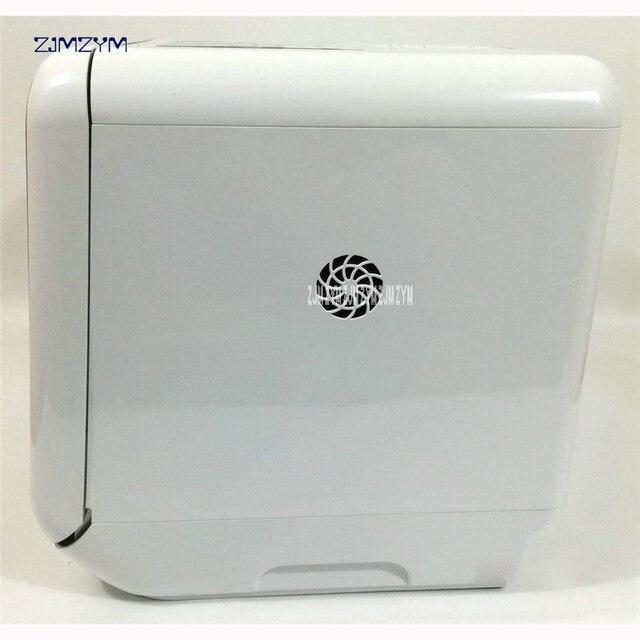 M1 free installation dishwasher home full automatic desktop mini smart embedded Dish bowl wash machine UV, tempered glass Shell 4