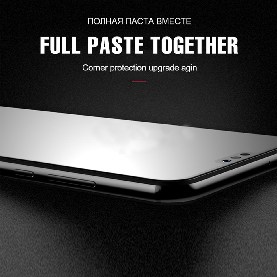6D Glass for OPPO F7 R15 R17 F9 Pro Screen Protector Full Cover Tempered Glass for OPPO Realme 2 Pro U1 C1 A5 A3s A7 A71 A83 K1 (7)