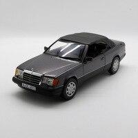 1:18 сплав тянуть назад игрушка NOREV Mercedes Ben 300 CE 1990 Модель автомобиля детские игрушечные машинки оригинальные авторизованный детские игрушки
