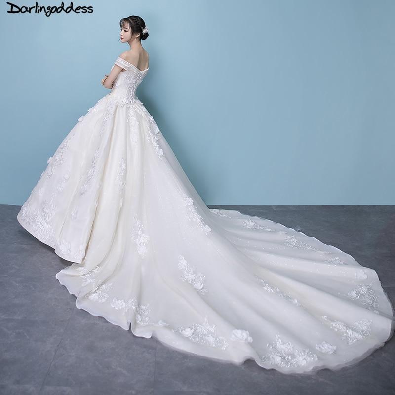 Vestido De Noiva 2018 Princess Wedding Dress Ball Gown Off: Luxury Princess Ball Gown Wedding Dresses 2018 Off