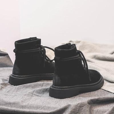 marron Courtes Stiletto Martin Nouvelles Pointu Femmes 2018 Noir Bottes Vent Hiver Chaussures Automne Hauts gris Britannique Talons orange De EH2IYWD9
