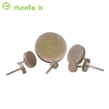 цена на Diamond mounted wheel,Coarse sand grinding wheel for clap, jade, carving, peeling, polishing, emery, grinding head MT054
