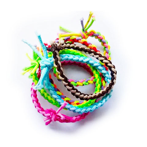 Hair accessories Color knot rope hand-woven hair circle, free home delivery cradle circle accessories bumps jazz new electronic drums 14shelf bulb accessories