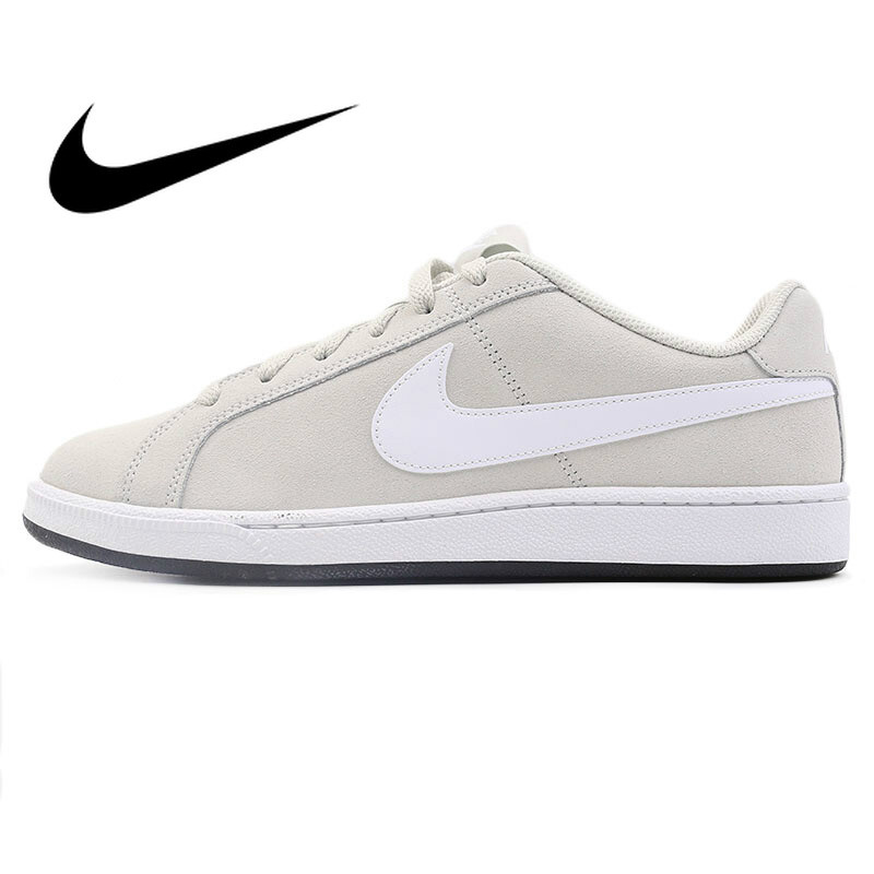 Original authentic 2018 NIKE COURT ROYALE SUEDE mens casual skates high quality sports shoes wearable and comfortable 819802009Original authentic 2018 NIKE COURT ROYALE SUEDE mens casual skates high quality sports shoes wearable and comfortable 819802009