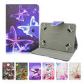 """PU Leather Stand Case Cover For Alcatel Pixi 3 10 10.1"""" Inch funda tablet 10.1 universal Android Tablet Cases +flim+pen KF492A"""