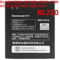 2000mAh Full Capacity Original battery for Lenovo S650 S820 A656 S658t S820E A770E A750E A766 A658T A828t A536 BL210