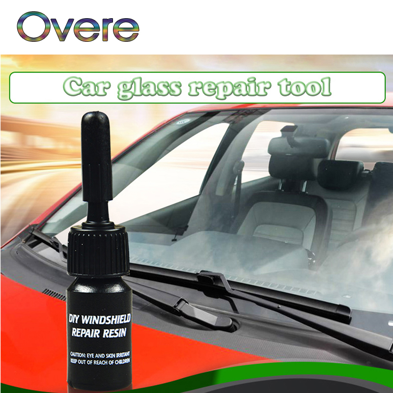 Overe 1Set Car Glass Repair Kits Car Window Scratch Crack Restore Tool For Fiat Punto Volkswagen VW Polo Passat B7 B8 Golf 5 6 7