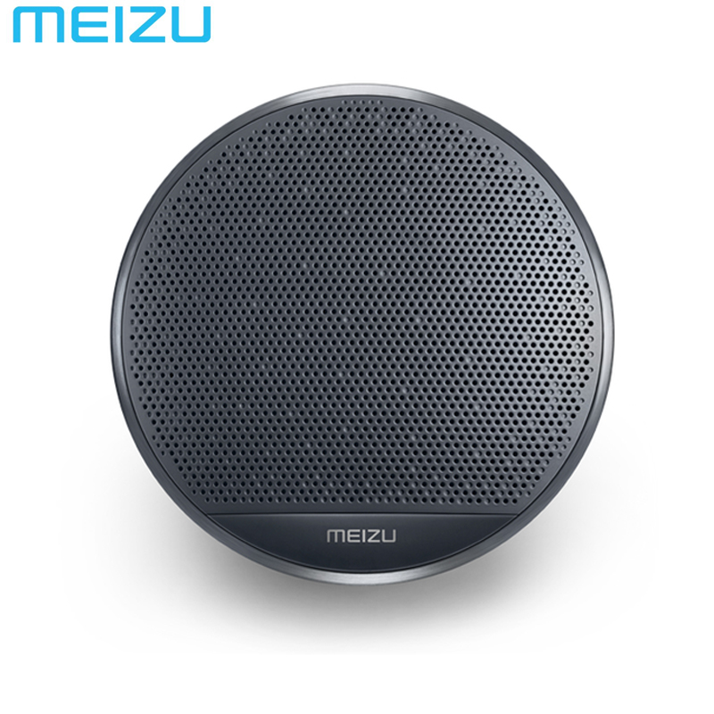 Original Meizu A20 Music Speaker Loudspeaker Bluetooth 4.2 Wireless Mini Portable Stereo Handsfree Music HD sound Speaker khf301 mini golf ball shape bluetooth v3 0 music speaker deep pink white
