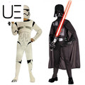 Darth Vader Star WarsThe Force Awakens Storm Troopers Darth Vader Costume Suit Kids Movie For Halloween Party Cosplay Costume