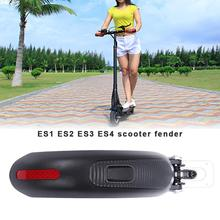 Electric Scooter Fender Aluminum Alloy Baffle Replacement Parts For ES1 ES2 ES3 ES4 New Brand High Quality