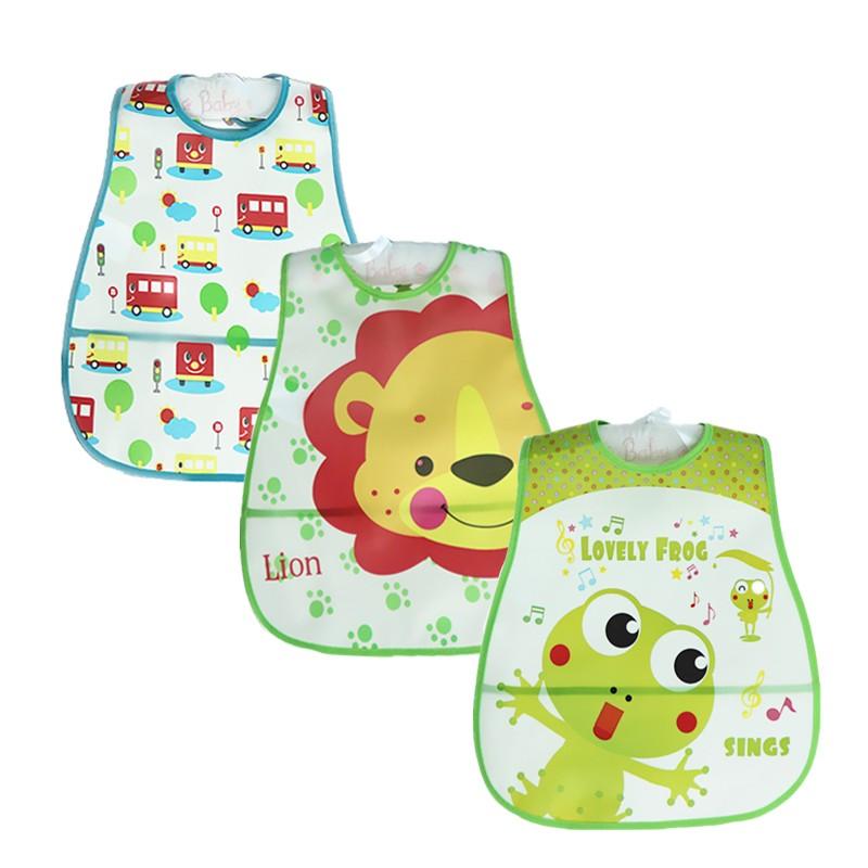 Newly 3 PCSLOT Baby Bibs Bandana Towel Scarf Babador Baberos Bandana Bebes Bibs Baby Boy Girl Bib Baby Product (1)