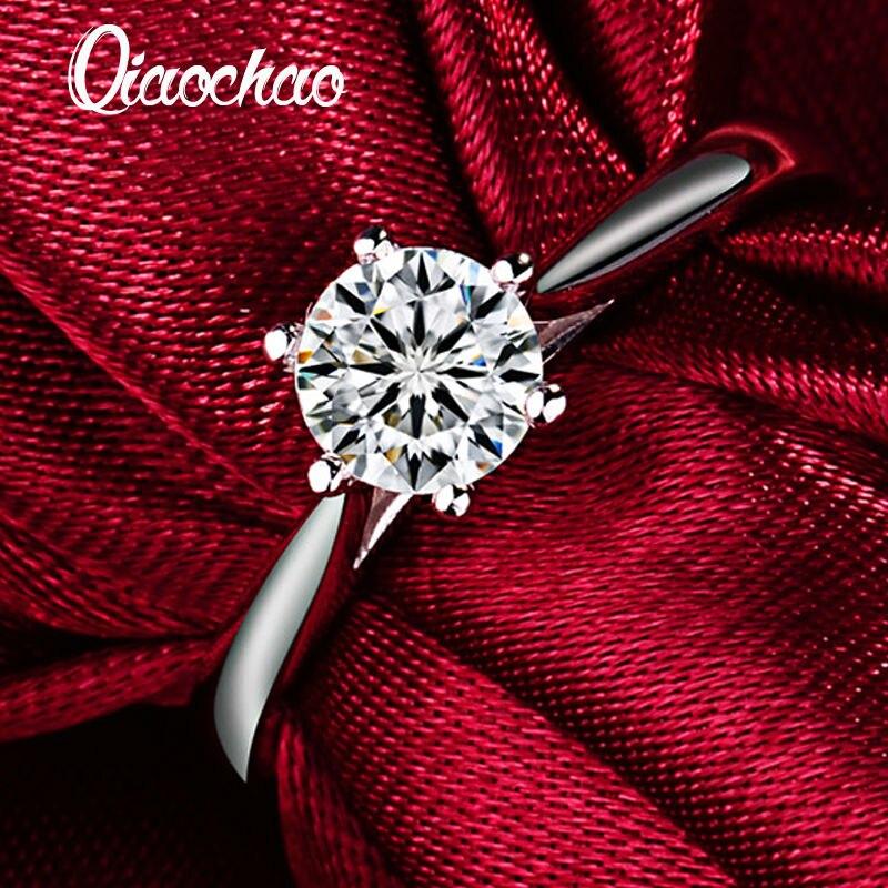 925 стерлингового серебра сердце любовь навсегда больше stackable Ring Ясно CZ совместимый с ювелирные изделия подарок Размеры 6-10 R195