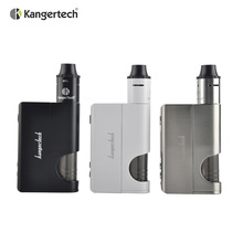 Original Kangertech Dripbox 2 Starter Kit with Kanger 7ml Subdrip 2 RBA Tank atomizer Dripbox 2 vape box Mod E Cigarette