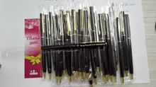 60000pcs in stock for SALE cheap trade show giveaways sports events gifts wedding party custom logo text on metal pens