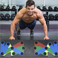 Training Push Up Rack Board Body Building Push ups Stands Exercise Home Gym Fitness Center Sport Workout Equipment For Men Women