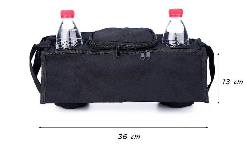 Baby Stroller Bag Infant Nappy Bags Outdoor Carriage Hanging Bottle Storage Wheelchair Organizer Portable Maternity Bolsa T0507
