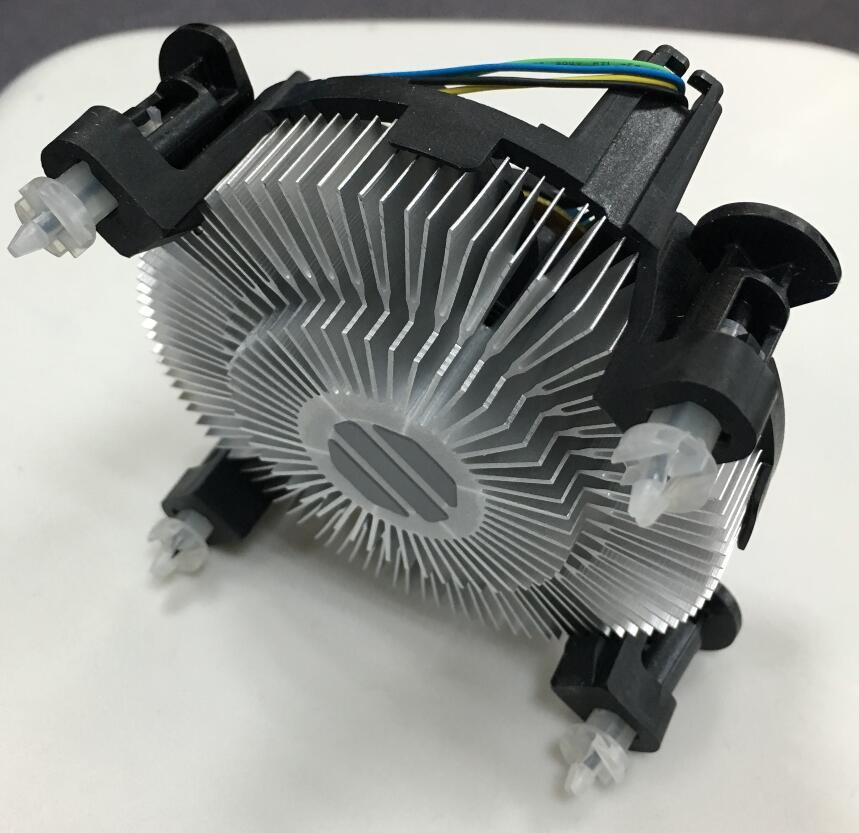 G1840 G4560 G3220 G3260 G4600 G4400 D'origine En Boîte processeur CPU Radiateur De Refroidissement fan Refroidisseurs/Thermique composé/Refroidisseur