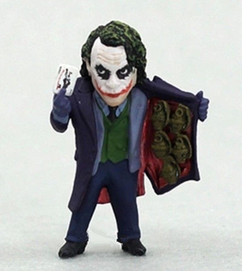 Main-peint Japon Batman Dark Knight Joker 3D Réfrigérateur Aimants Voyage Souvenirs Réfrigérateur Magnétique Autocollants Décoration de La Maison