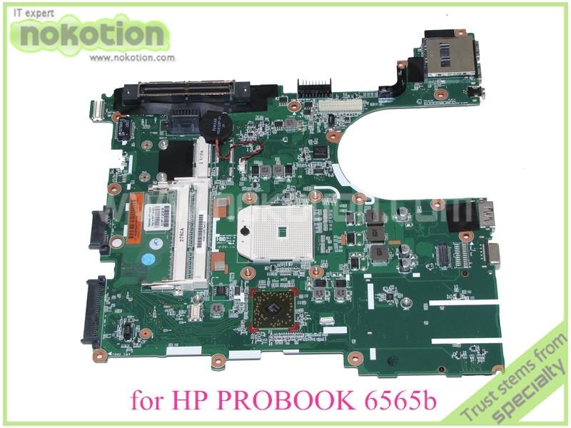 Здесь можно купить   665718-001 For hp probook 6565B Laptop motherboard DDR3 Компьютер & сеть
