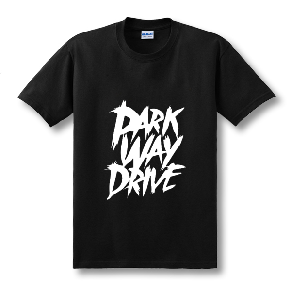 New Summer Style Man tshirt Rock And Roll Band Park way Drive Metalcore T-shirts Men Casual Size Tops Tees Size XS-XXL image
