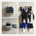 Специальная Обработка Деформации Робот Автоботов Мини модель автомобиля Деформации Арес Полиции, автомобили Дети лучшие игрушки