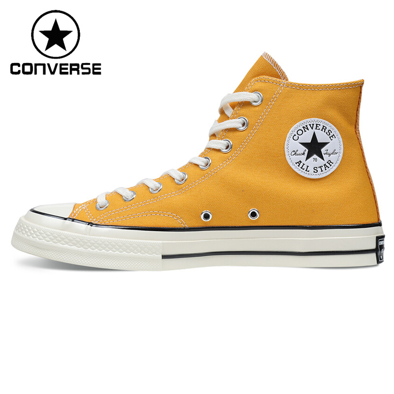 Original New Arrival 2019 Converse Chuck 70'S Unisex Skateboarding Shoes Canvas Sneakers