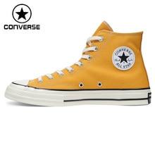 Original New Arrival  Converse Chuck 70'S Unisex Skateboarding Shoes Canvas Sneakers