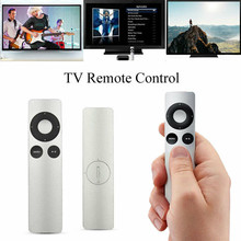 PYMH Silver Genuine Replacement Remote Control for Apple TV TV2 TV3 TV4  F/F original remote controller for apple tv4 siri remote with volce model a1513