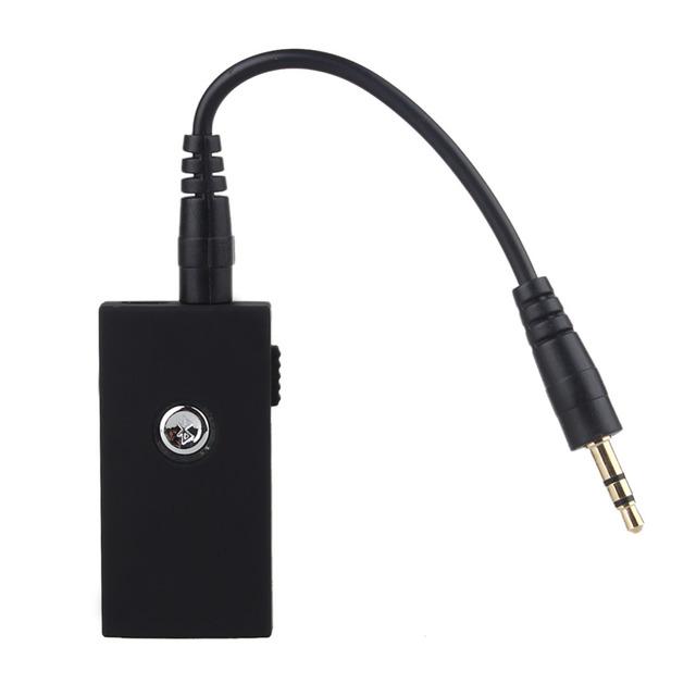 Para Alto-falantes Do Carro TV CD/DVD 2-em-1 Streambot Comutável de Streaming de Música Sem Fio Bluetooth Speaker Áudio Transmissor Receptor