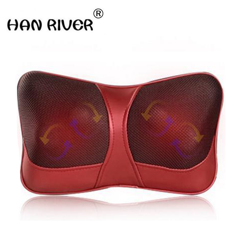 HANRIVER Trainborn cervical vertebra massage pillow for household leg massage device neck electric multifunctional kaozhen healthcare gynecological multifunction treat for cervical erosion private health women laser device