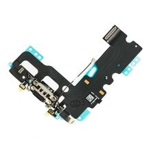 New High quality USB Charging Dock Flex Cable For iPhone 7 Charger port Dock USB Connector Data Headphone Jack Flex Ribbon