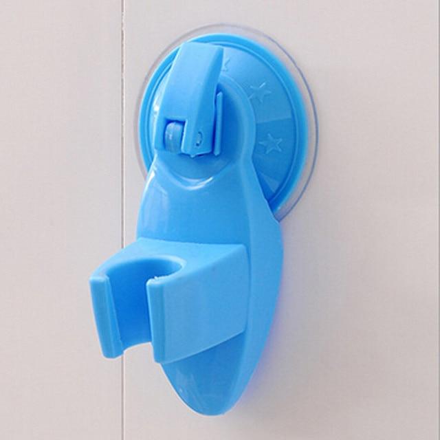Soporte de ducha de succión 100% nuevo y de alta calidad para accesorios de baño soporte de ducha ajustable Universal