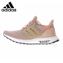 Adidas Ultraboost 4.0 Oreo Women's Running Shoes, Pink, Breathable Lightweight Wear-resistant Shock Absorber BB6309
