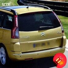 Для Citroen C4 Grand Picasso II SCOE 2X 30SMD светодиодный тормоз/Стоп/стояночный задний/задний фонарь/светильник для автомобиля