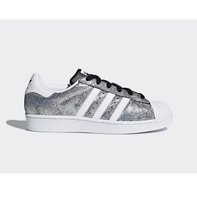 fc5745f703f Metalized WOMAN WHITE DA9099 adidas superstar shoe sneakers-in ...