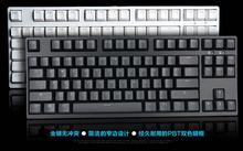 87 teclas TKL tenkeyless PBT keycap gaming keyboard teclado mecánico mx de la cereza brown azul rojo 87 juego de teclado compacto