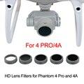 Objektiv Filter für DJI Phantom 4 Pro V2.0 Erweiterte Drone UV CPL ND4 ND8 ND16 HD Filter Kamera Objektiv Teile neutral Dichte Polarisierende-in Drohnenfilter aus Verbraucherelektronik bei